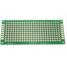 Double-Sided Protoboard (3cm x 7cm)