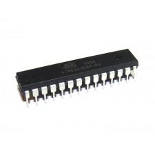 ATMega328P valdiklis (su įrašyta Arduino įkrovimo programa (bootloader))