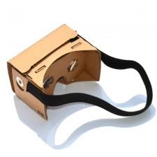 Google Cardboard virtualios realybės akiniai (Elecfreak versija)