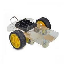 2WD roboto korpusas skirtas Arduino V15