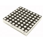 5mm square 8*8 LED Matrix - Red
