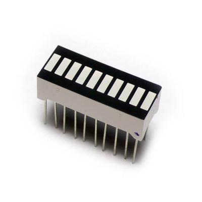 10 segmentų LED indikatorius