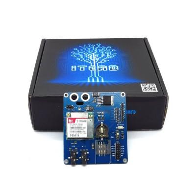 GSM/GPRS/GPS modulis