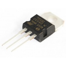 Tranzistorius TIP120 (darlington)