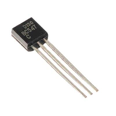 Tranzistorius BC547 (B)