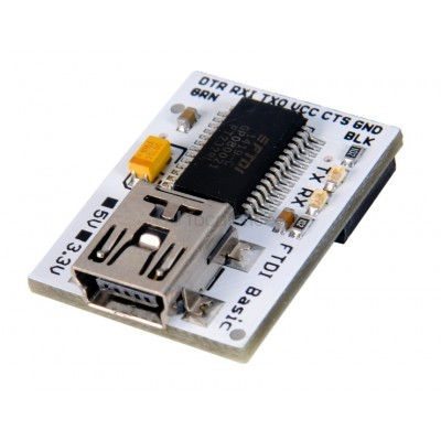 Lilypad valdiklių programatorius(FTDI basic)