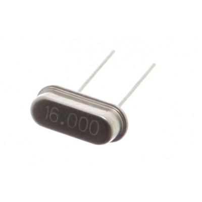 16 MHz kvarcinis rezonatorius