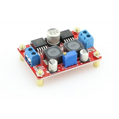 DC-DC Step-UP Step-Down modulis ( LM2577 ir LM2596)