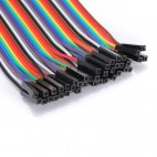 40-Pin dupont cable (F-M) (20 cm)