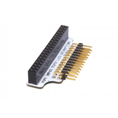 RPI TFT LCD prijungimo adapteris