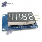 LED time display module