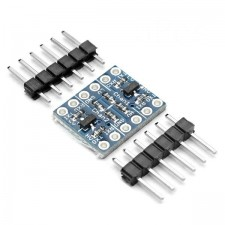 Logic Level Converter (I2C, UART, 5V-3.3V)