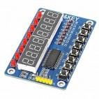 LED & KEY modulis