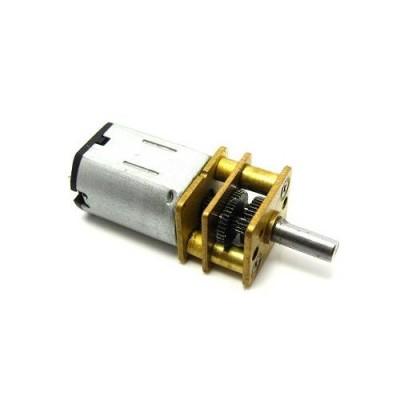 DC variklis su reduktoriumi (100RPM) N20