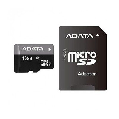 16GB 10 klasės microSD kortelė su NOOBS operacine sistema (Raspberry PI)