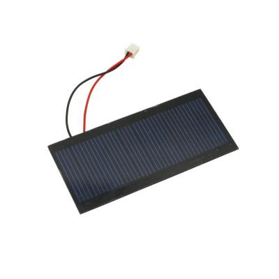 Polikristalinis 5V, 100mA saulės elementas