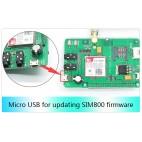 Raspberry PI GSM/GPRS priedėlis