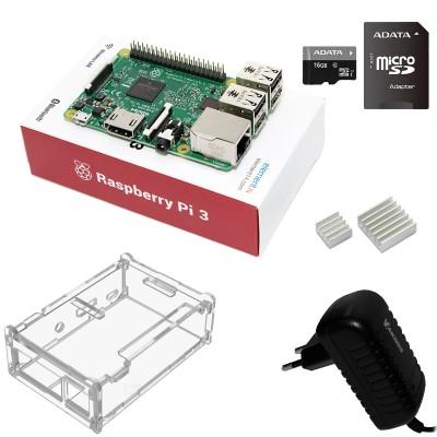 Raspberry PI  3 Kit