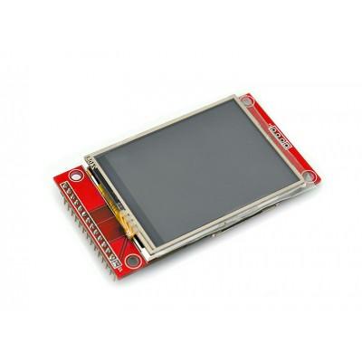 """2.4""""colių TFT LCD liečiamo ekrano modulis"""