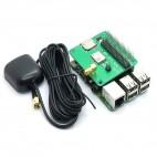 Raspberry PI GPS praplėtimo plokštė