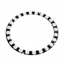 24 RGB šviesos diodų žiedas