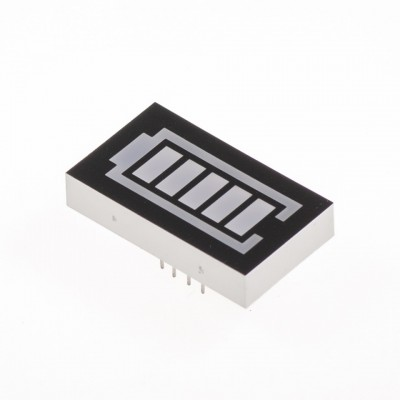 LED Baterijos indikatorius ( Raudonas)