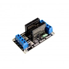 2 Channel 5V DC Relay Module Solid State low level SSR AVR DSP for Arduino
