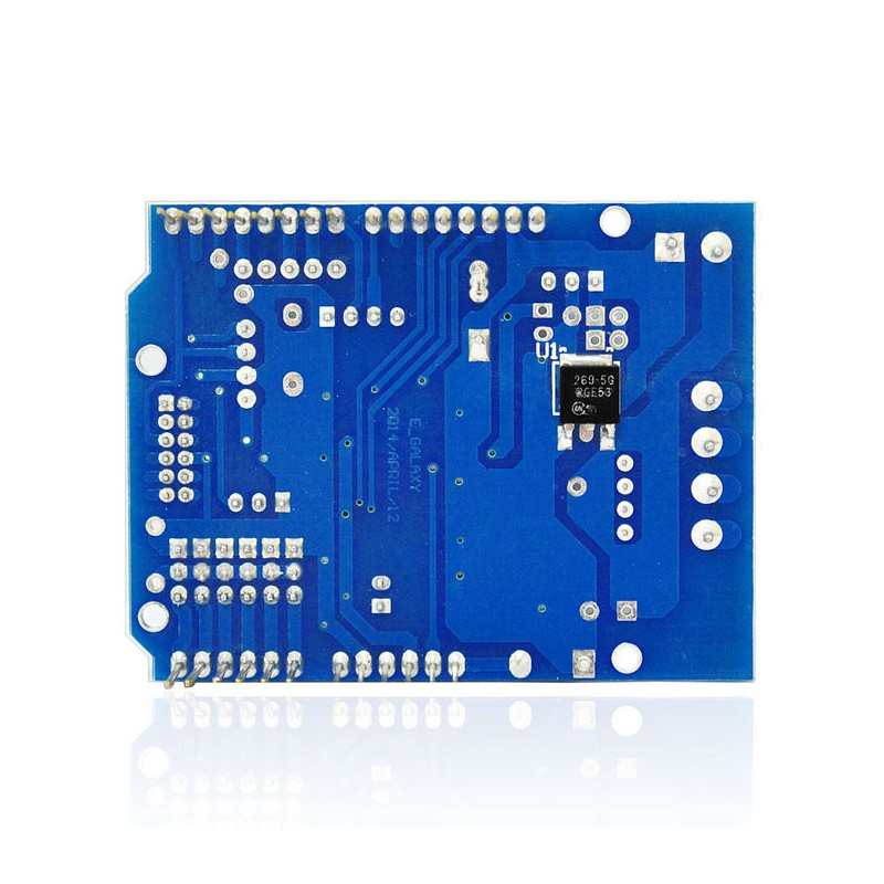 Tutorial - L298N Dual Motor Controller Modules and Arduino