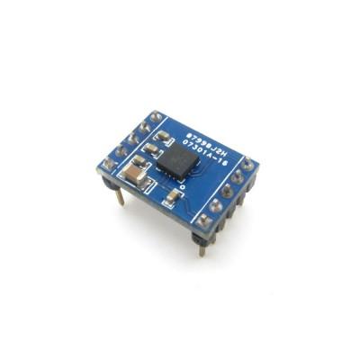 3-axis accelerometer ADXL335