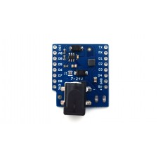 WeMos D1 power shield