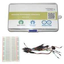 Arduino starter kit ( with microcontroller )