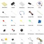 Micro:bit pradžiamokslio rinkinys (be mikrovaldiklio)