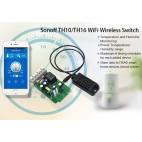 WiFi relė su temperatūros/drėgmės stebėjimu (Sonoff TH10)