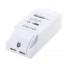 WiFi Smart Switch with temperature and humidity monitoring 16A (Sonoff TH16)