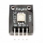 RGB 5050 šviesos diodo mudulis (K-009)