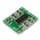 Digital amplifier PAM8403 (2x3W)