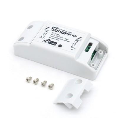 WiFi relė su 433Mhz RF valdymu (Sonoff RF)