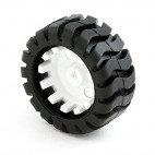 Rubber wheel (43x19mm)