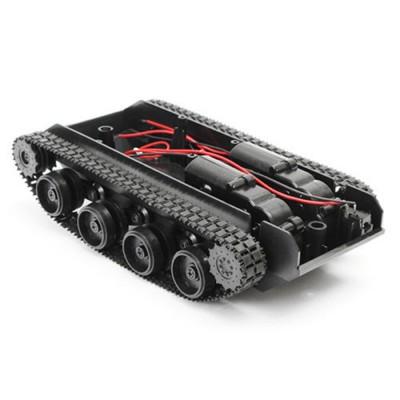 Vikšrinė roboto važiuoklė (185x97x50mm)