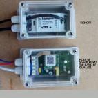 Atspari vandeniui dėžutė Sonoff relėms (IP66)