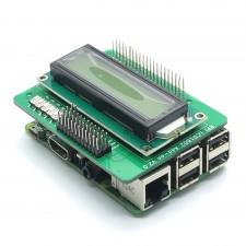 Raspberry PI LCD1602 praplėtimo plokštė (V2)