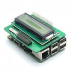 Raspberry PI LCD1602 Add-on