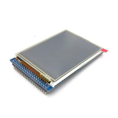 "TFT LCD  3.2"" jutiklinis ekranas"
