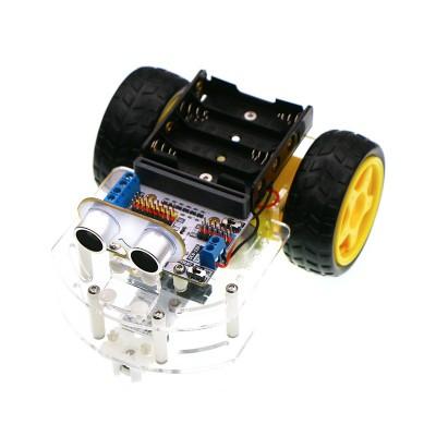 Micro:bit Smart car rinkinys (Motor:bit, bet mikrovaldiklio)
