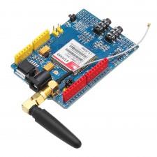 GSM/GPRS shield (SIM900, Quad-band)