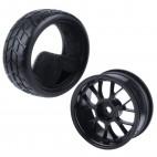 Minkštos gumos ratas (63mmx24mm)