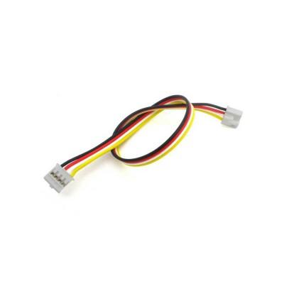 4 laidų kabelis, kontaktai: Grove(F)-Grove(F), 20 cm
