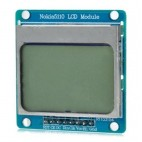 "1.6"" Nokia 5110 LCD for Arduino"