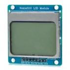 """1.6"""" Nokia 5110 LCD skirtas Arduino"""