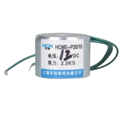 Elektromagnetas 12VDC, 3W, 25N, 2.5kg